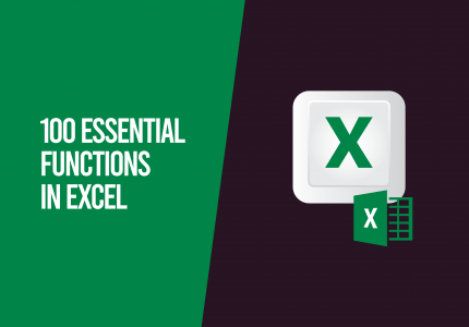essential excel functions
