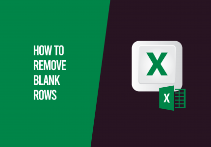 remove blank rows
